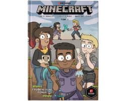 Minecraft. Том 1. Графический роман