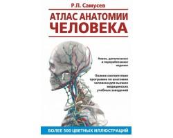 Атлас анатомии человека. Учебное пособие для студентов высших медицинских учебных заведений