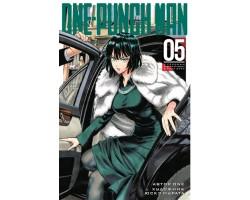 One-Punch Man 5. Книги 9 -10