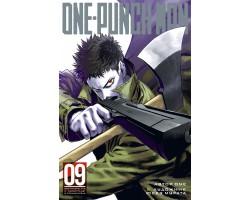 One-Punch Man 9. Книги 17-18