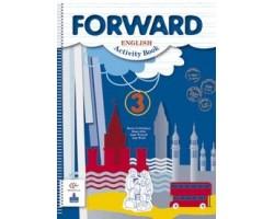 Английский язык. Forward. 3 класс. Рабочая тетрадь. ФГОС