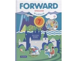Английский язык. Forward. Рабочая тетрадь. 7 класс. ФГОС (Алгоритм успеха)